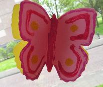 Dubbele vlinder