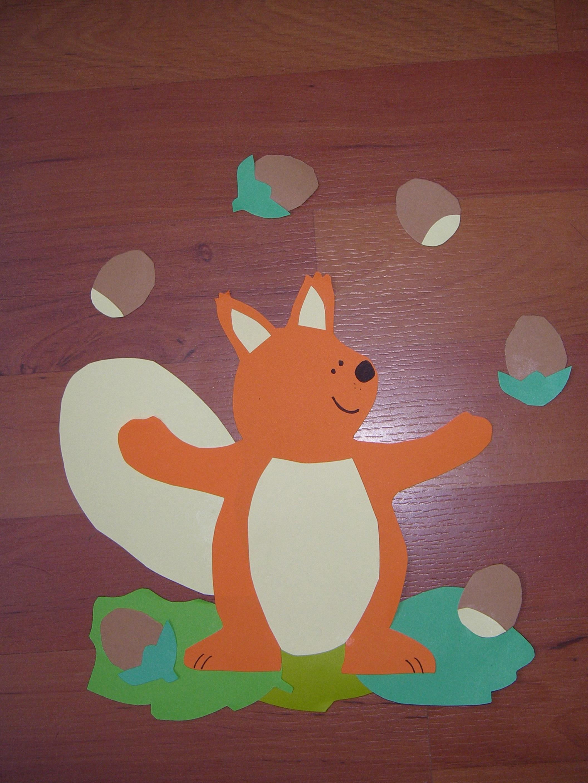jongleer eekhoorn