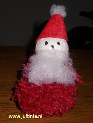 kerstmanpompoen