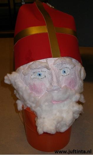 De sinterklaaskop voor het kind dat een obsessie had met Sinterklaas