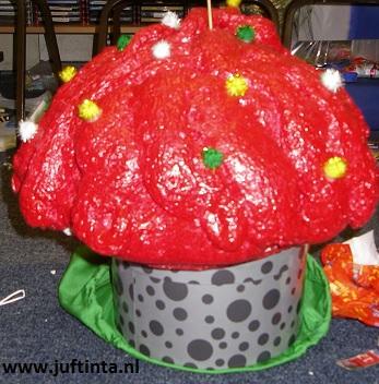 Cupcake Surprise Knutselen