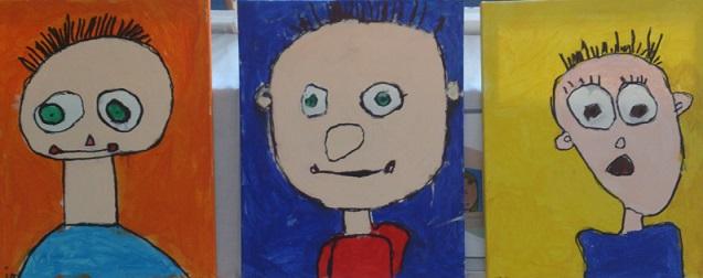 Portretten Amadeo Modigliani